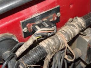 Dakota Resistor X on Dodge Dakota Heater Resistor Problem