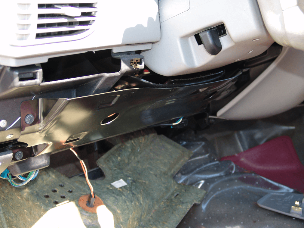 Changing The Flasher On A 2003 Buick Century