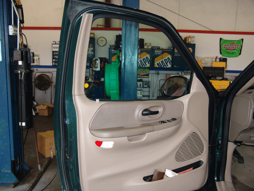 Sparky S Answers 2002 Ford F150 Driver S Window Goes