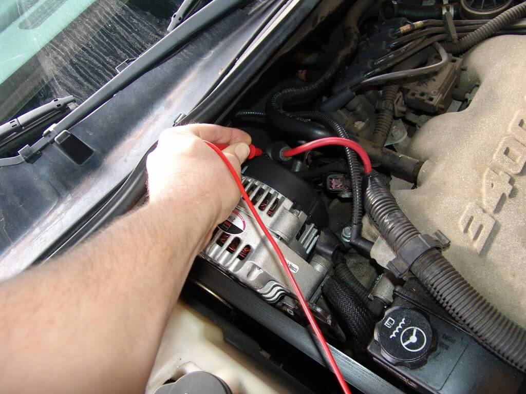 2003 Chevrolet Impala  Battery Goes Dead
