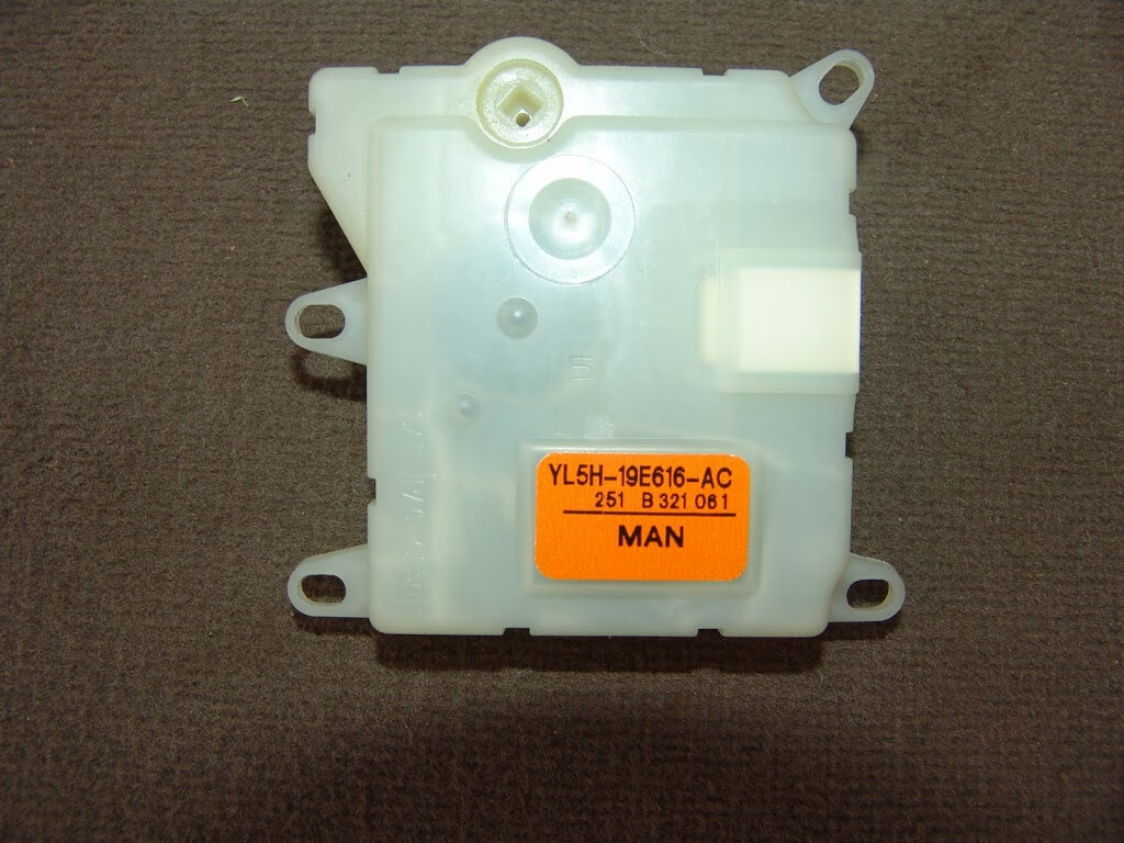 2011 f150 heater ac blend door clicking autos weblog for 02 explorer blend door actuator