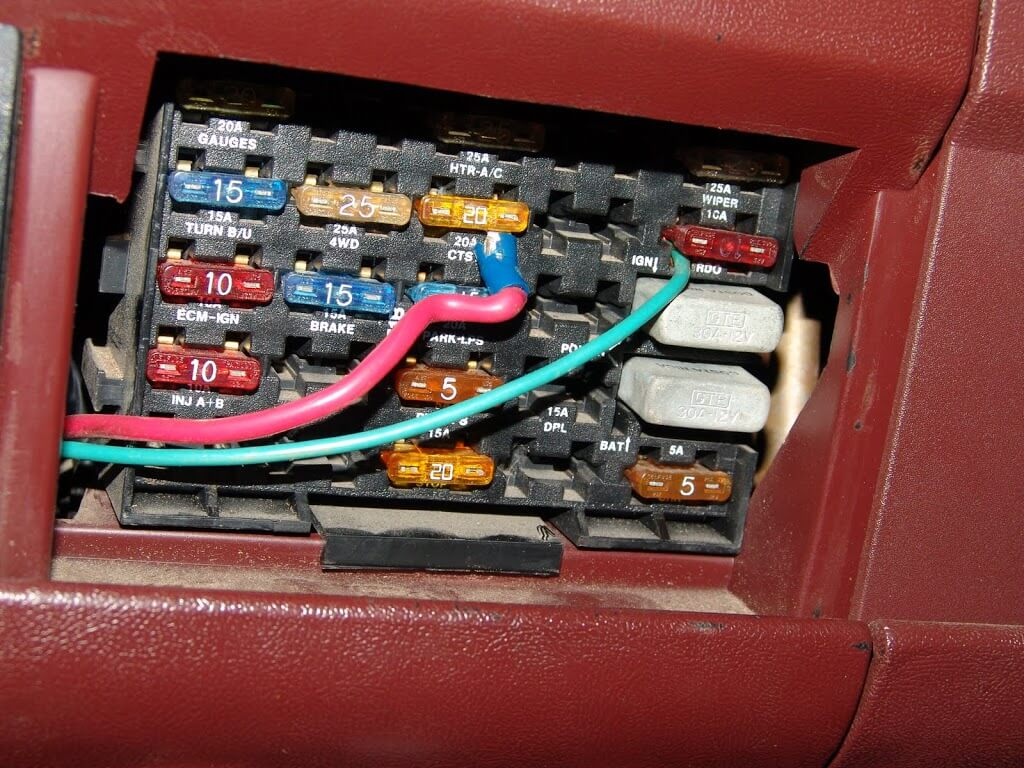 Light Switch Wiring On 1992 Toyota Pickup Wiring Diagram For Tail
