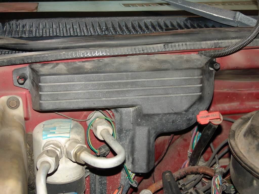 1990 Chevrolet K1500 Pickup  Multiple Electrical Problems