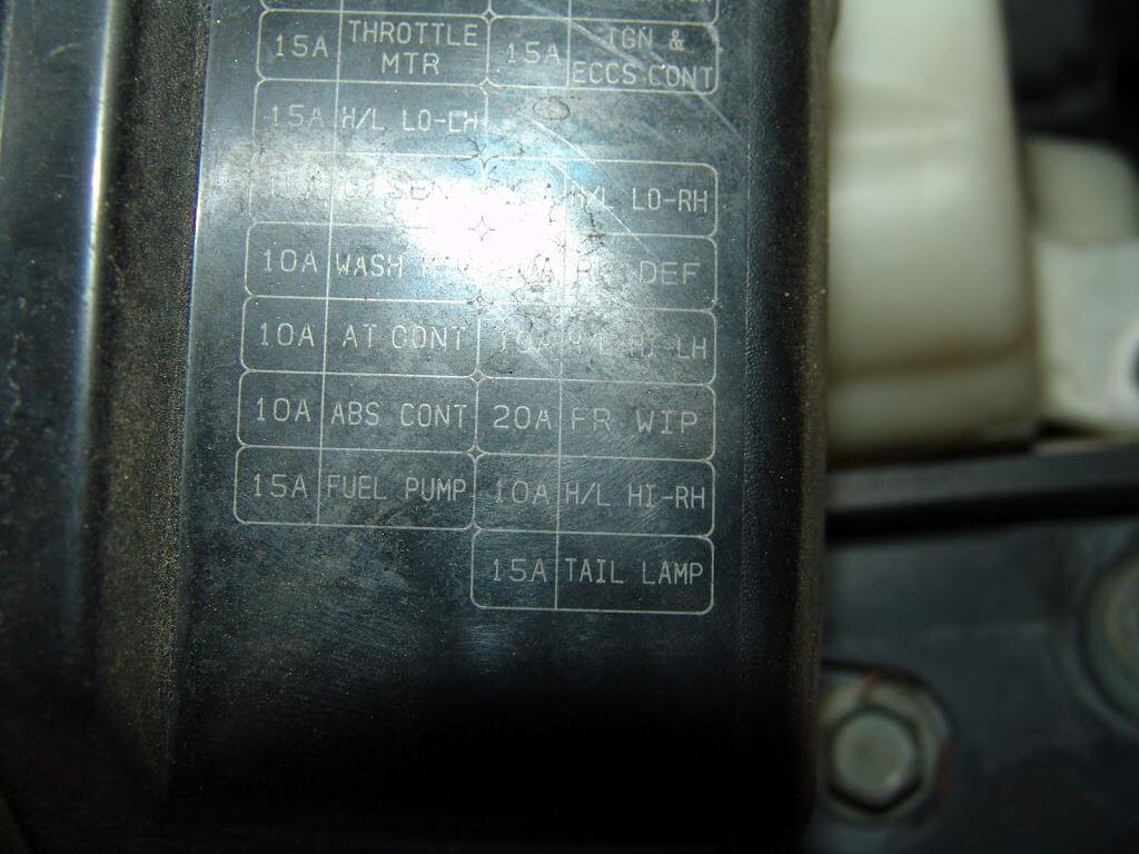 87 ford bronco fuse box 87 wiring diagrams