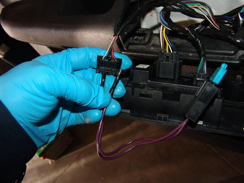 2008 Chevrolet Silverado, Driver's Power Door Lock Switch ...