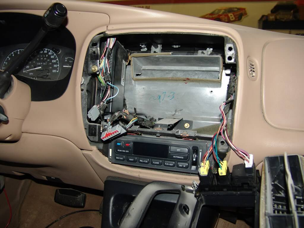 Ford Explorer Radio Wiring Harness Diagram On 2001 F350 Stereo Wiring