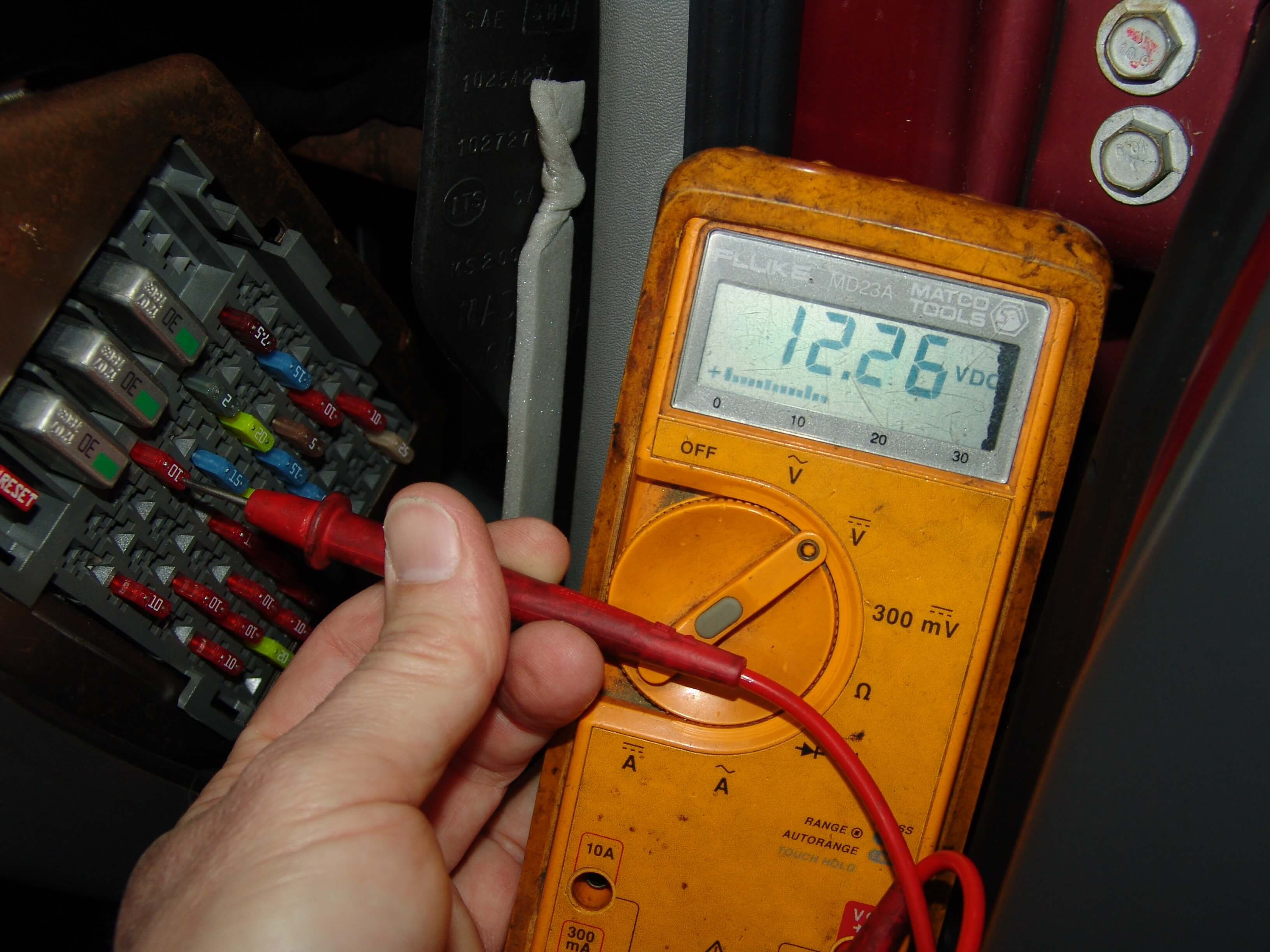 Repair Articles Sparkys Answers Buss Fuse Box 1960s Dsc09125