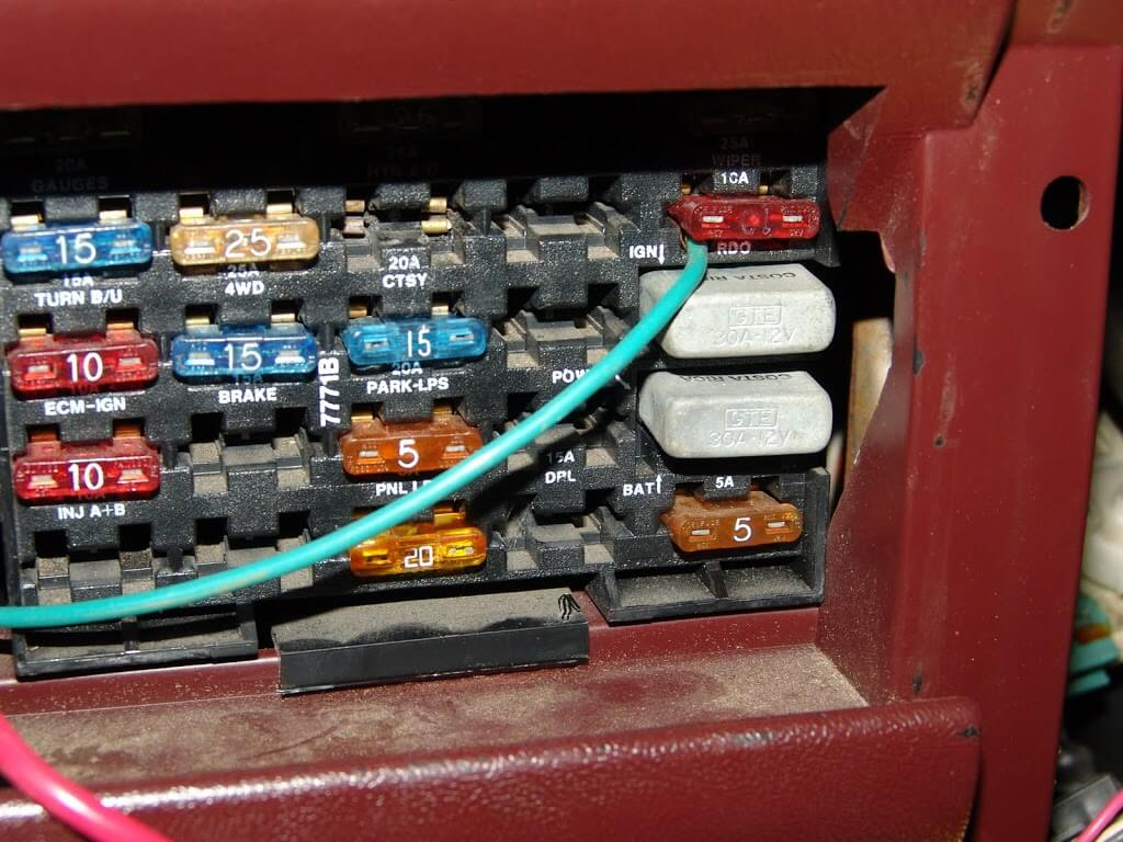 Tracker Fuse Box On 1990 Gmc S15 Great Design Of Wiring Diagram Free Engine Image For User 95 Jimmy Lifted Sonoma